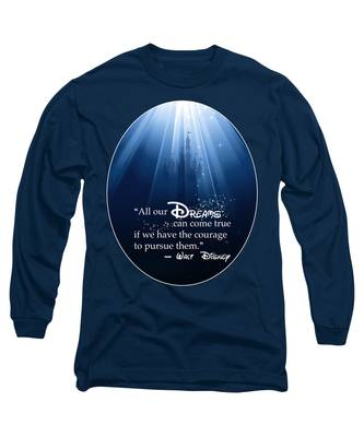 Mouse Long Sleeve T-Shirts