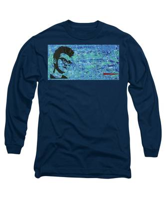 Empty Page Of Your Diary Long Sleeve T-Shirt