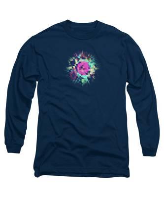 Acrylic Long Sleeve T-Shirts
