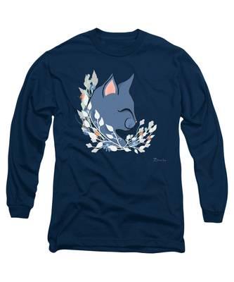 Springtime Long Sleeve T-Shirts