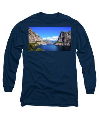 Hetch Hetchy Reservoir Yosemite Long Sleeve T-Shirt