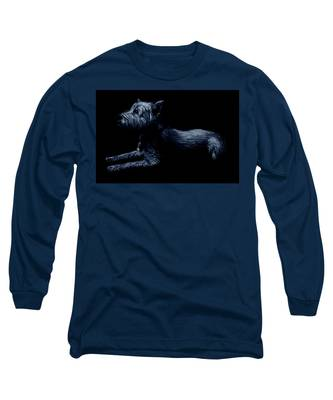 Highland Terrier Long Sleeve T-Shirt