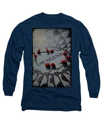 Imagine If Long Sleeve T-Shirt