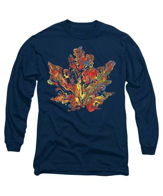 Painted Nature 1 Long Sleeve T-Shirt