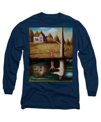 Reflection Of Protection. Long Sleeve T-Shirt