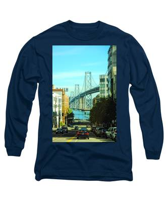 San Francisco Street Long Sleeve T-Shirt