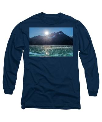 Sunshine And Ice Long Sleeve T-Shirt