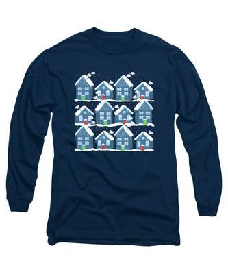 Village Long Sleeve T-Shirts