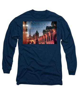 Dusk Lights Long Sleeve T-Shirt