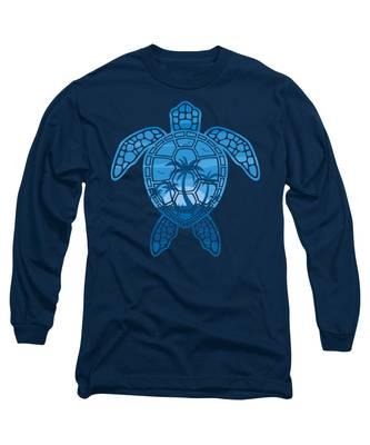 Hawaii Long Sleeve T-Shirts