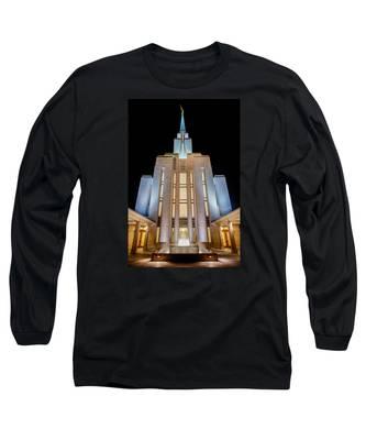 Oquirrh Long Sleeve T-Shirts