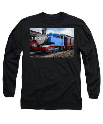 Thomas The Engine Long Sleeve T-Shirt