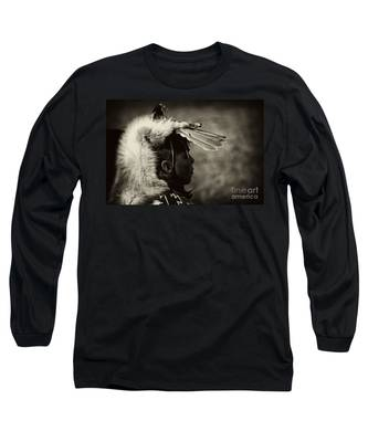 4 - Feathers Long Sleeve T-Shirt