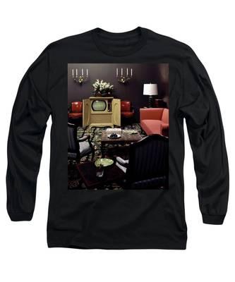 A Living Room Long Sleeve T-Shirt