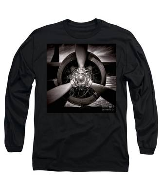 Air Power Long Sleeve T-Shirt