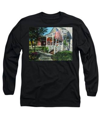 An American Dream Long Sleeve T-Shirt