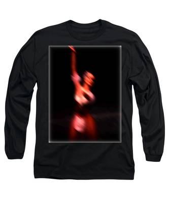 Ballet Blur 4 Long Sleeve T-Shirt