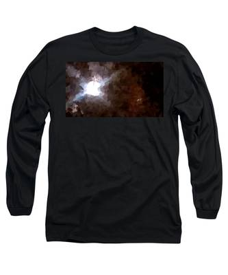 By The Moonlight Long Sleeve T-Shirt