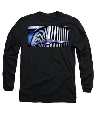 Chevy Fleetline Long Sleeve T-Shirt