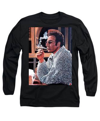 Cosmo Kramer Long Sleeve T-Shirt
