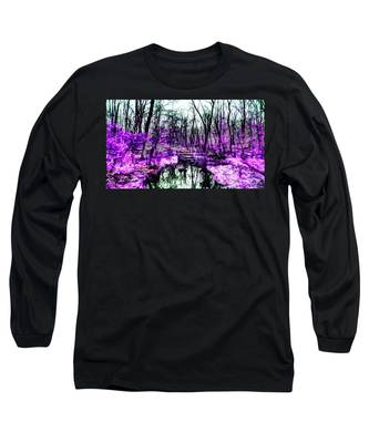 Creek By Purple Long Sleeve T-Shirt