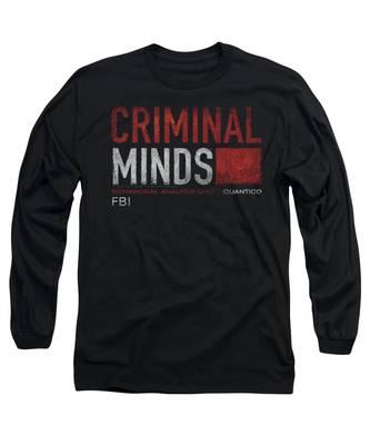 Police Long Sleeve T-Shirts