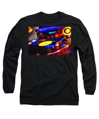Dj 's Delight Long Sleeve T-Shirt