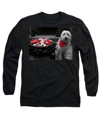 Doodle Painting Long Sleeve T-Shirt