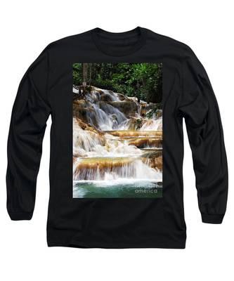 Dunn Falls _ Long Sleeve T-Shirt