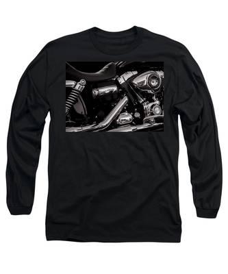 Dyna Super Glide Custom Long Sleeve T-Shirt