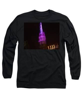Empire Light Blur Long Sleeve T-Shirt