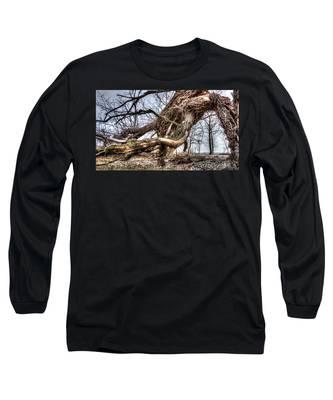 Fallen Twisted Giant Long Sleeve T-Shirt