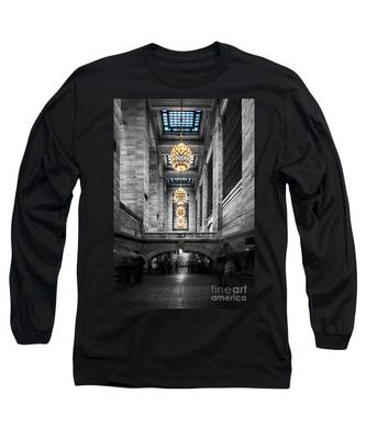 Grand Central Station IIi Ck Long Sleeve T-Shirt