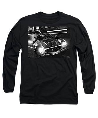 Gullwing In Rome Long Sleeve T-Shirt