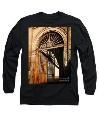 Mexican Door 27 Long Sleeve T-Shirt