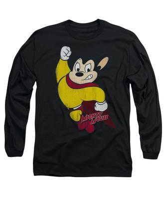 Character Long Sleeve T-Shirts