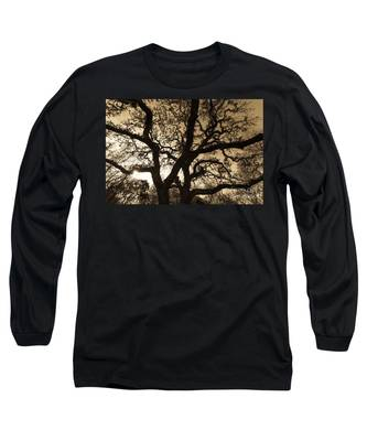 Mother Nature's Design Long Sleeve T-Shirt