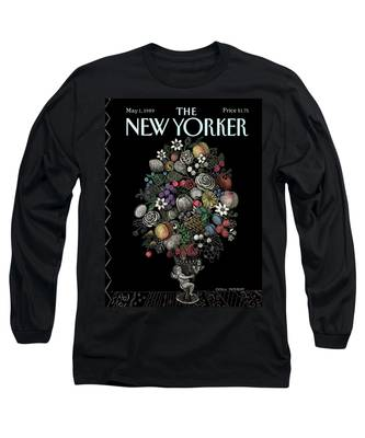 New Yorker May 1st, 1989 Long Sleeve T-Shirt