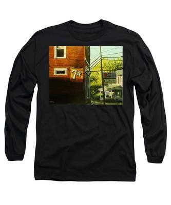 Pattsy's Long Sleeve T-Shirt