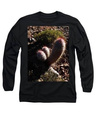 Senor Cacti Long Sleeve T-Shirt