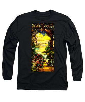 Stained Landscape 2 Long Sleeve T-Shirt