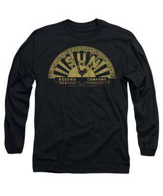 Record Label Long Sleeve T-Shirts