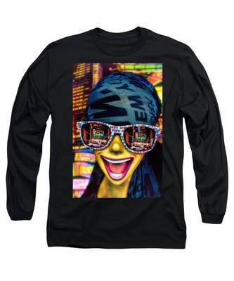 The New York City Tourist Long Sleeve T-Shirt