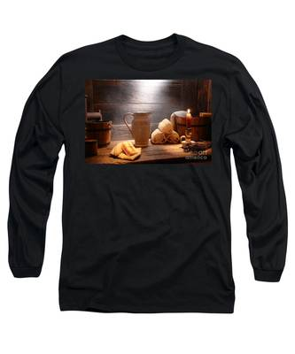 The Old Bathroom Long Sleeve T-Shirt