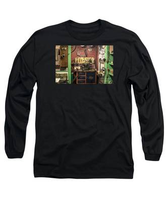 Garage Of Yesteryear Long Sleeve T-Shirt