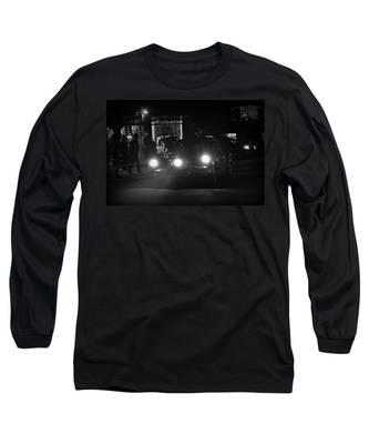 Tucker Noir Long Sleeve T-Shirt