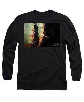 Two Shades Of Cactus Long Sleeve T-Shirt