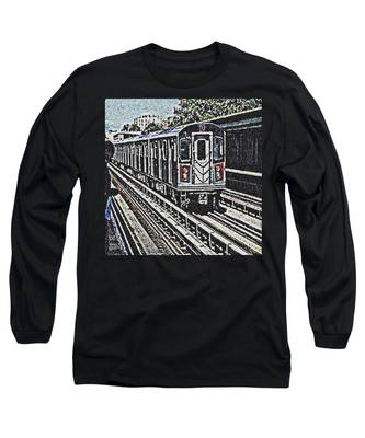 Waiting For The Sardine Can Long Sleeve T-Shirt