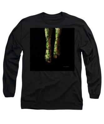 Walking In Clover Long Sleeve T-Shirt
