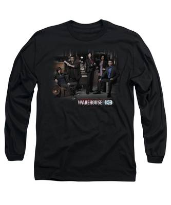 Designs Similar to Warehouse 13 - Warehouse Cast